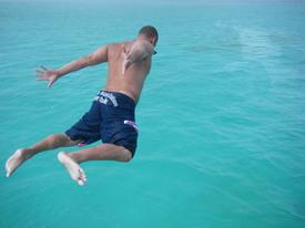 Shane diving.JPG